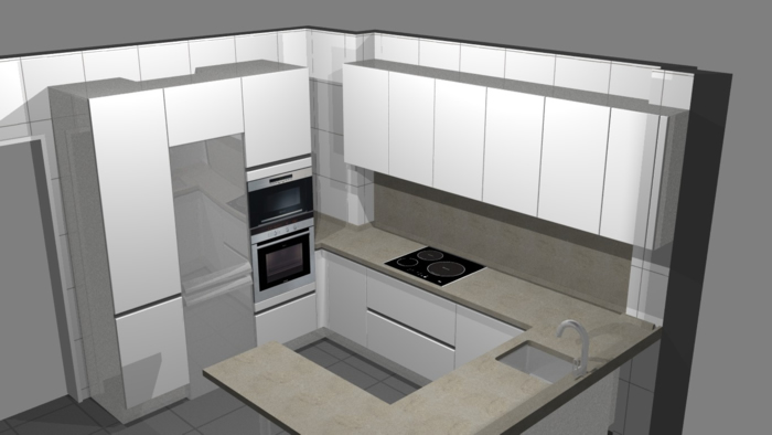 Muebles de cocina alcorc n madrid oferta para nuevas for Muebles de cocina hacker