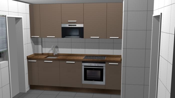 muebles de cocina Alcobendas(Madrid) - oferta para nuevas promociones