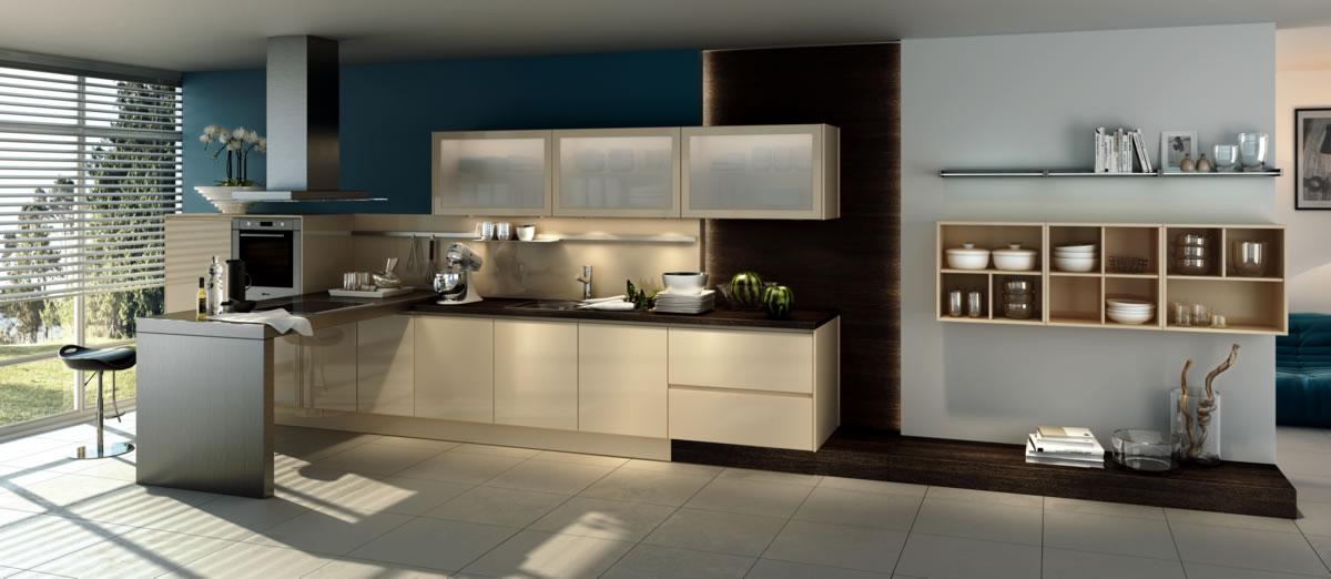 Nuevos materiales para tus muebles de cocina - Materiales de encimeras de cocina ...