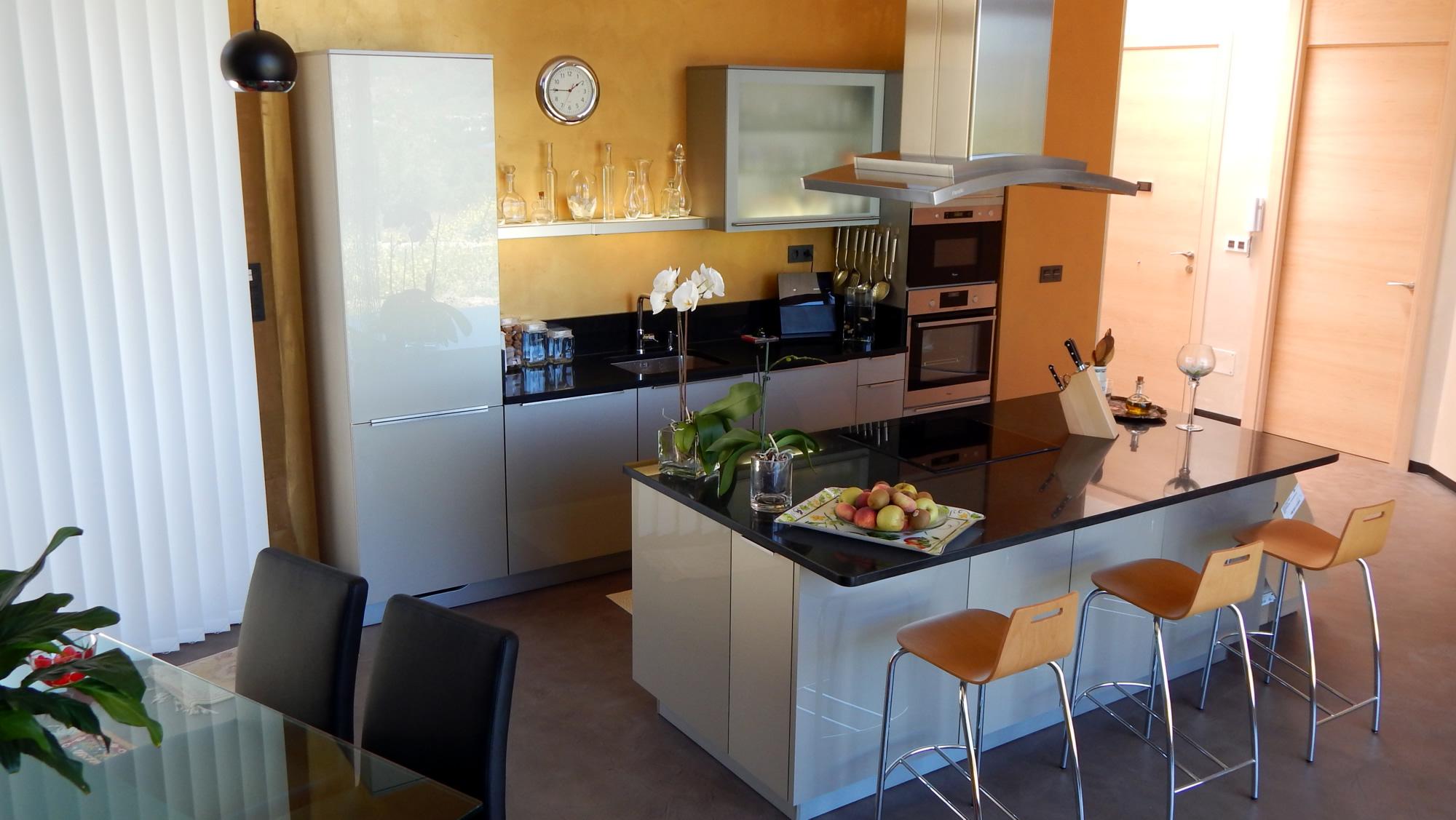 Muebles de cocina acr lico brillo intenso for Esmalte para muebles de cocina