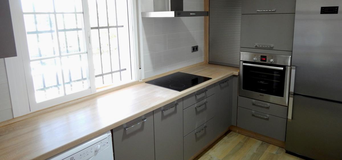 Muebles de cocina modelo UNO - cocinasalemanas.com