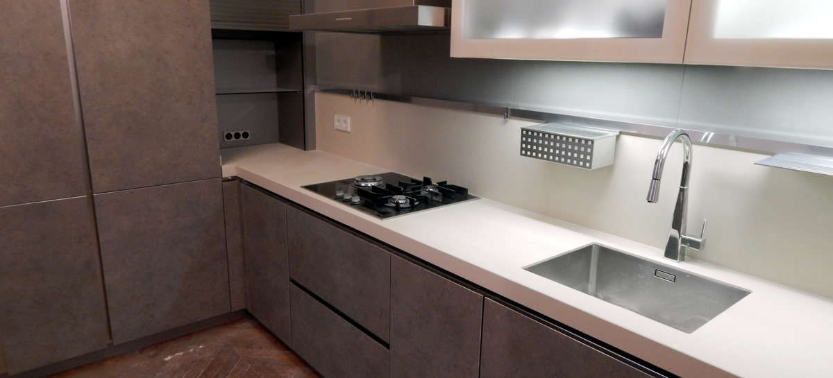 Muebles de cocina modelo 4080 dise o sin tirador - Tiradores de cocina modernos ...