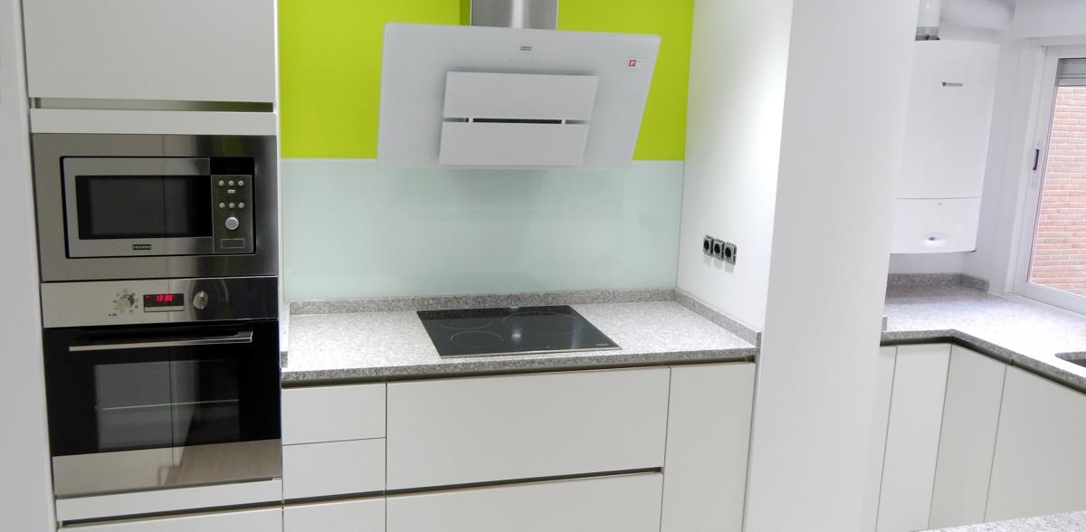 Muebles de cocina modelo hit sin tirador Muebles de cocina xey modelo alpina