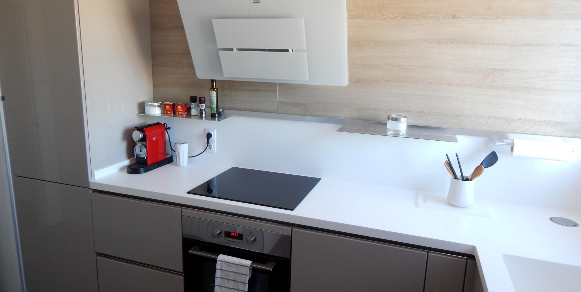Muebles de cocina modelo 4030 for Muebles de cocina con encimera