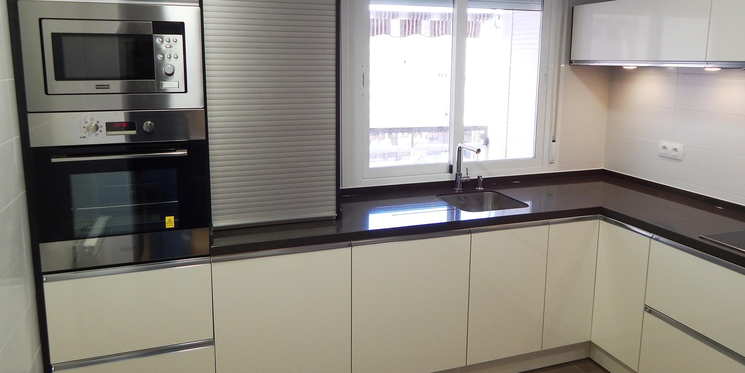 Muebles de cocina neo magnolia for Cocinas con muebles