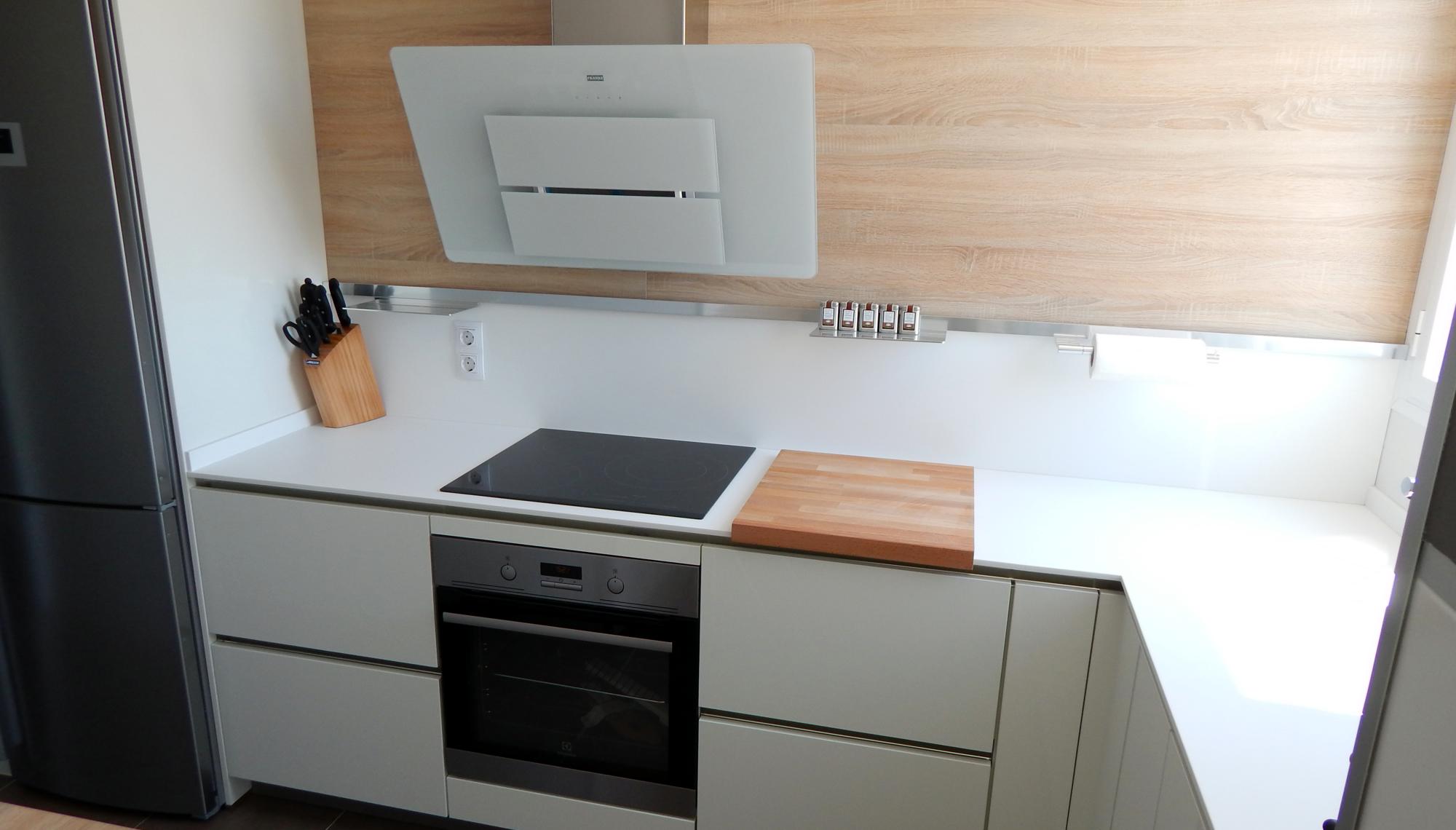 Muebles de cocina modelo 3020 for Mueble salon lacado alto brillo