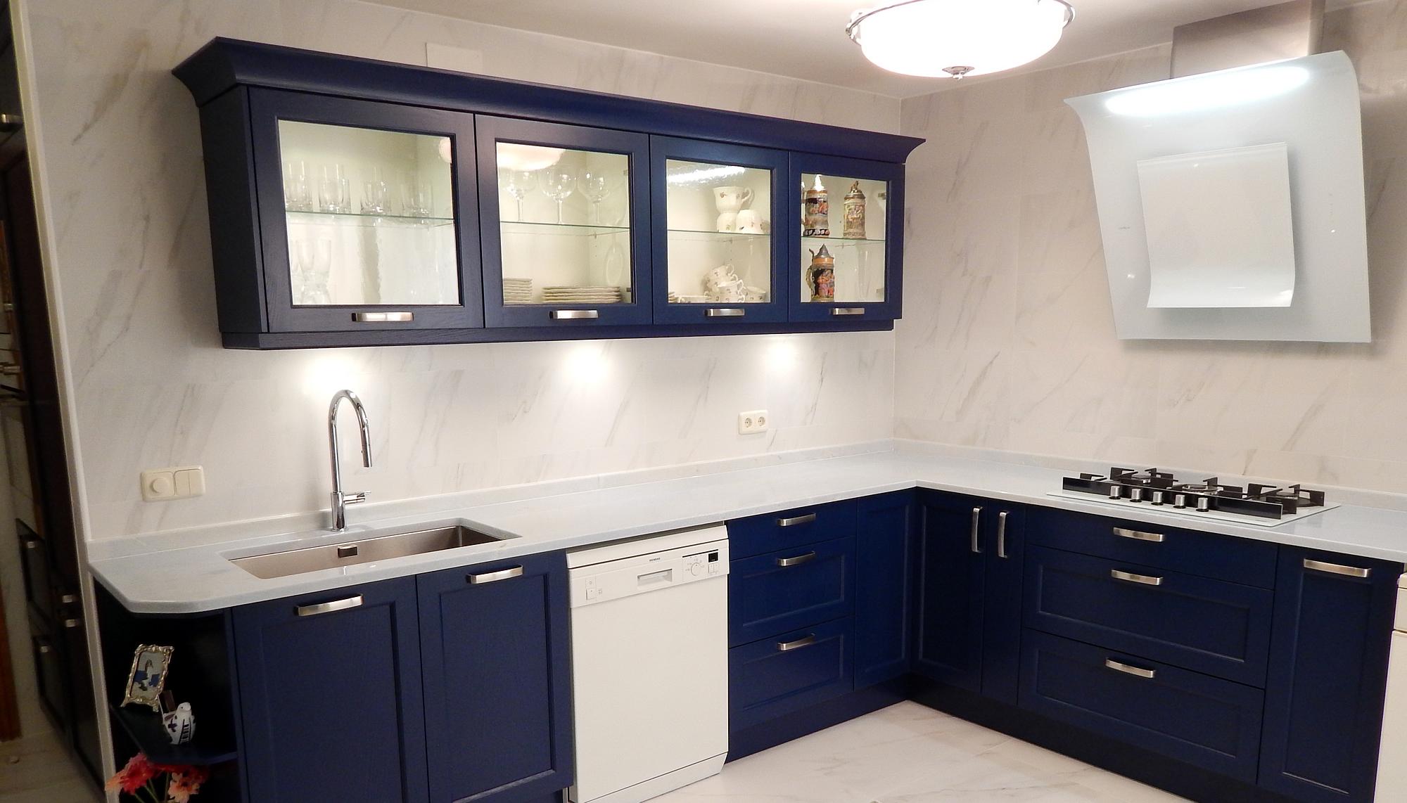 Muebles de cocina modelo Bristol - cocinasalemanas.com
