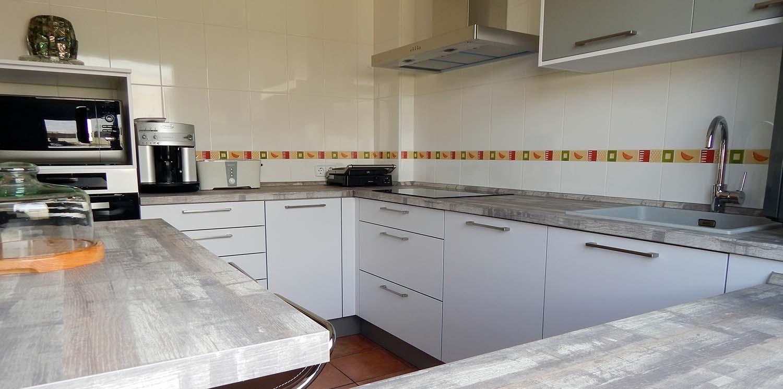Muebles de cocina dise o y funcionalidad for Muebles de cocina con encimera