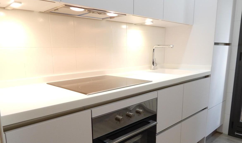 Muebles de cocina acabado mate for Acabados de muebles de cocina