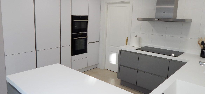 muebles de cocina laser